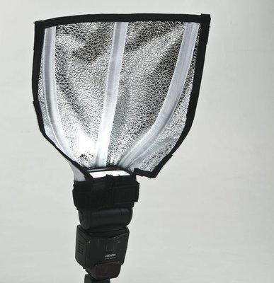 呈現攝影-SAMARK 可折式反光板 銀/白2色 雙面可用 閃光燈專用反射板 柔光罩 柔光片似LF-4001