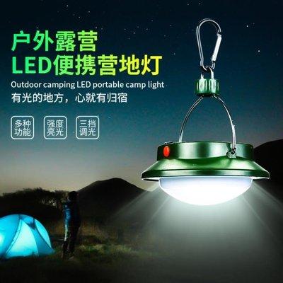 戶外旅行野營高亮帳篷露營燈強光LED營地SMY6099
