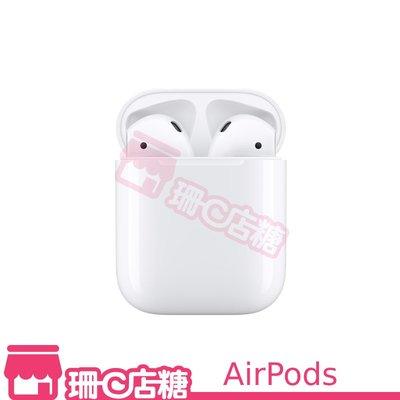 ❆公司貨❆ Apple AirPods 搭配充電盒 MV7N2TA/A 2019 第二代 二代有線充電