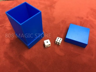 [808 MAGIC]魔術道具 骰子點數強迫盒Forcing Dice Box