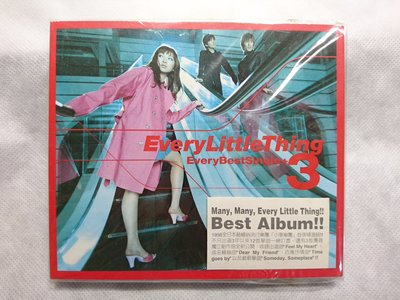 Every Little Thing ─ 〝Every Best Single+3〞 (專輯)