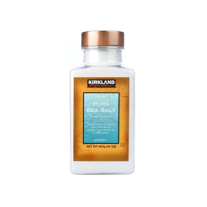 Kirkland Signature 科克蘭純海鹽 850g [AM261109] 健康本味