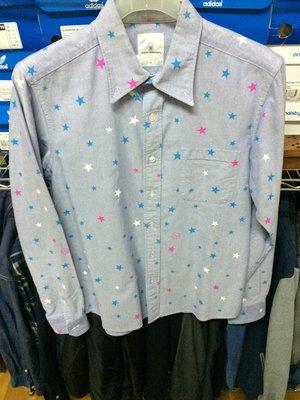 uniform experiment  牛津襯衫 2號 余文樂