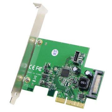 伽利略  PCI-E  USB3.1 Gen2  前置1C轉接卡(IOT-U31CI1)