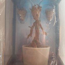 hottoys Guardians of the galaxy Little Groof
