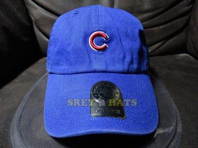 [SREY帽屋]現貨*47 Brand CLEAN UP Base Runner 芝加哥小熊 小LOGO 棒球帽 老帽