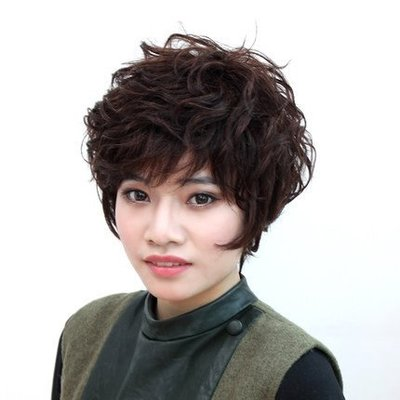 水媚兒假髮3LWHH ♥透氣半手鉤 成熟氣質款式♥ 100%真髮 預購