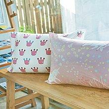 枕套 / 枕頭套【尋找夢奇地-三款可選】美式信封枕套,100%精梳棉,戀家小舖台灣製