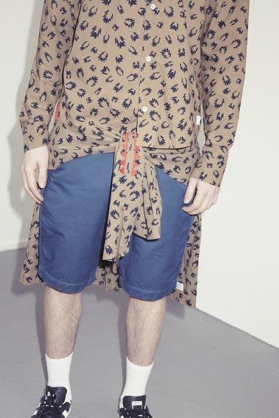 特價「NSS』ADIDAS ORIGINALS BLUE AOP SHIRT A 豹紋 長袖襯衫 XS S M L XL