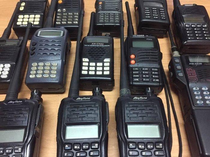 ☆手機寶藏點☆超過10款二手無線電 UHF 430~432MHz 特高頻 業餘對講機【MTS AnyTone...】W6