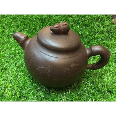 宜興-太極葫蘆茶壺(早期宜興茶壺)