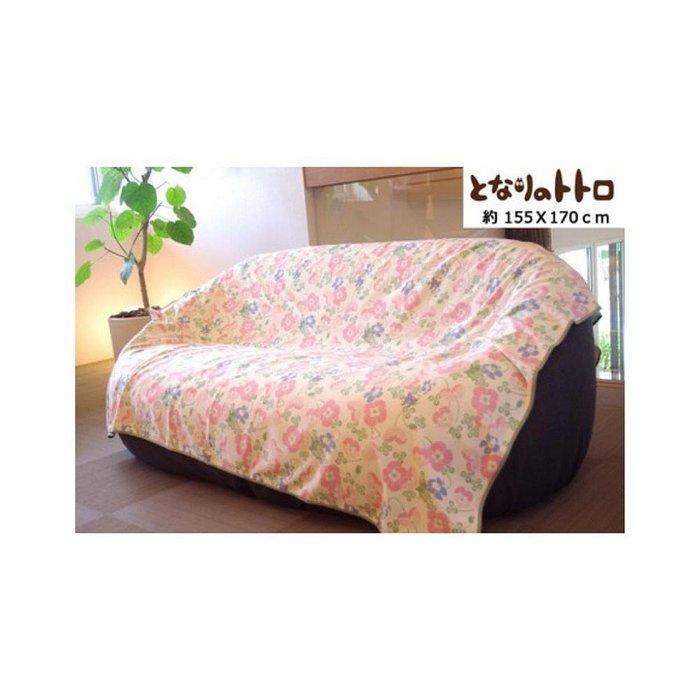 現貨不必等 日本製  龍貓 TOTORO 多功能 沙發套 床墊 地墊 防塵布 壁掛布 4943741002994 C
