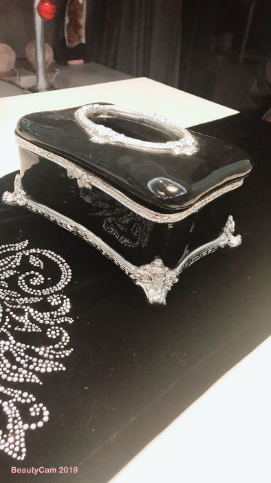 古典面紙盒