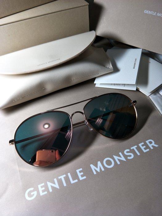 全新正品 gentle monster RANNY RING P1(PM) 韓國V牌 GM 薛之謙 全智賢 玫瑰金水銀