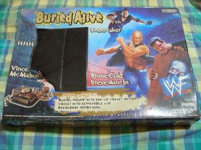 1997年JAKKS Pacific 出品 @ WWF(WWE)美國職業摔角擂台場景組 A5