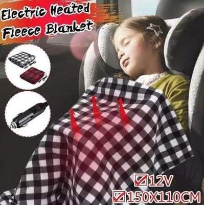 12V車用電熱毯/電熱毯(定溫型)