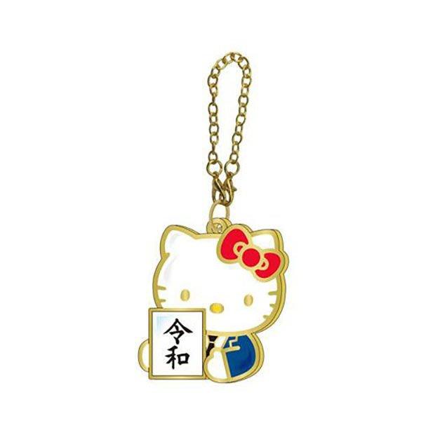 【凱蒂貓令和吊飾】凱蒂貓 令和 紀念吊飾 日本新元號 日本正版 該該貝比日本精品 ☆