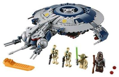 樂高 LEGO Star Wars 機器人砲艇 75233 星際大戰