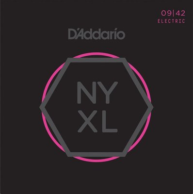 『凱恩音樂教室』 Daddario NYXL 0942 (09-42) Nickel Wound 電吉他弦