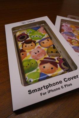 ♡歐日美加 LuLu代購♡ 玩具總動員 TSUM iPhone6 plus 手機殼 手機套 現貨