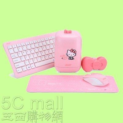 5Cgo【權宇】acer Revo One 1公升迷你PC Hello Kitty限量版i3-4005U win10含稅