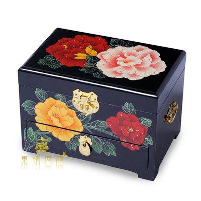 【芮洛蔓 La Romance】東情西韻系列蝴蝶翩翩首飾盒 / 珠寶盒 / 收納盒 / 母親節 / 送禮