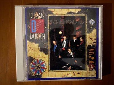 Duran Duran Seven and the ragged tiger 1995 日本東芝版