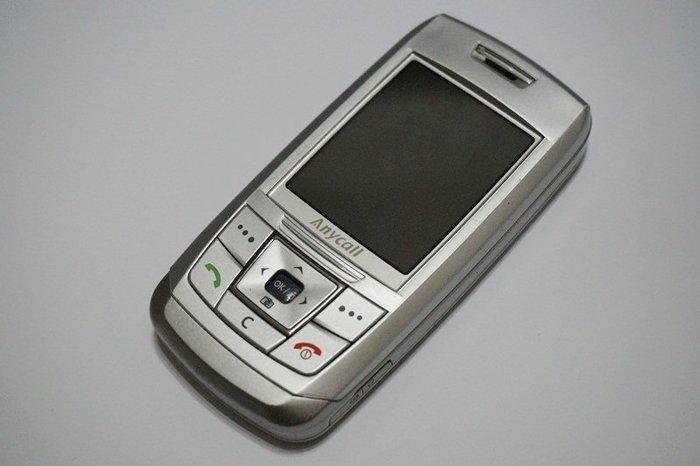 ☆手機寶藏點☆ Samsung E258 滑蓋式手機 《附原廠電池+全新旅充或萬用充》功能正常 歡迎貨到付款