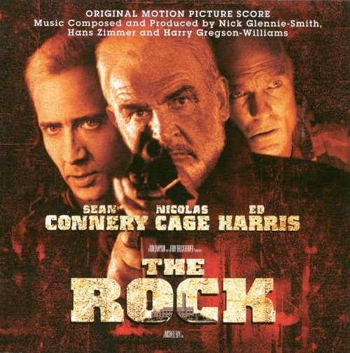 正版CD電影原聲帶《絕地任務》The Rock/Hans Zimmer 全新未拆