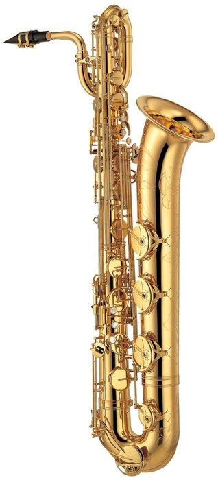造韻樂器音響- JU-MUSIC - 全新 YAMAHA YBS-62 上低音薩克斯風 Baritone Sax