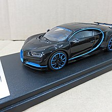 =Mr. MONK= Looksmart Bugatti Chiron Zero - 400 - Zero 尾翼開啟版
