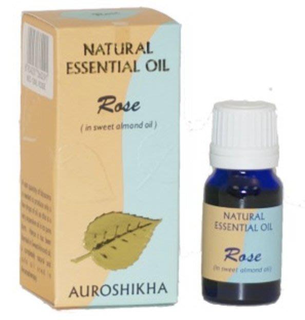 [綺異館]印度精油 天然精油  10ml AUROSHIKHA natural essential  另售印度皂 印度香