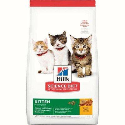 予小舖 希爾思 hills 希爾斯 均衡發育 生命階段 3.5磅 1歲以下 幼貓專用 貓飼料 雞肉配方 貓用乾糧 7123