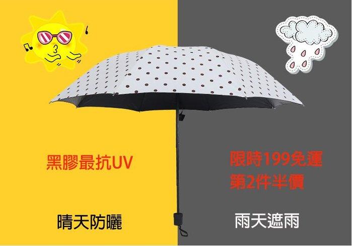 晴雨兩用傘 免運費2支399元 防風折疊傘反向傘防曬遮陽降溫抗風抗UV大傘面