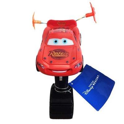 【唯愛日本】15062700028 DN造型CARS-旋轉燈飾 迪士尼樂園限定 玩具 燈飾