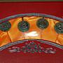仿古 青銅器書籤 分別為青龍、白虎、玄武、朱雀 (四大神獸) 禮盒包裝 【B3727】