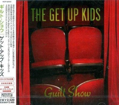 K - Get Up Kids - Guilt Show - 日版+1BONUS - NEW