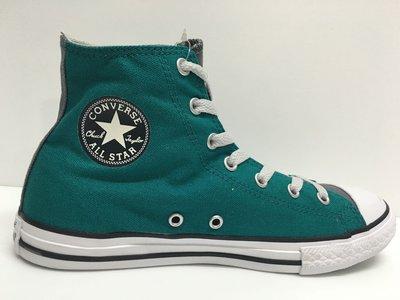 Converse All Star 高筒帆布鞋 拉鏈款 親子款/女鞋/兒童鞋 尺寸:17cm~25cm