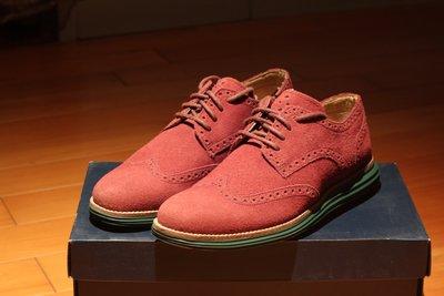Cole Haan 紐約老牌 同 Nike Lunar 鞋底 聖誕 限定版 麂皮 Tods Clerks 可參考