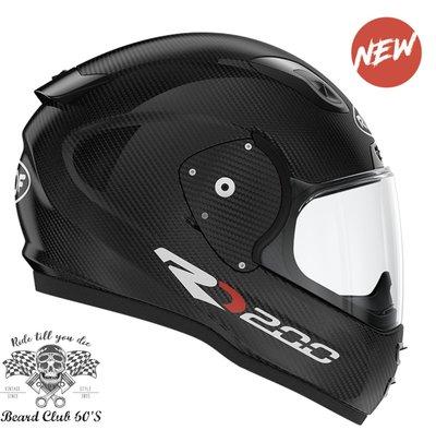 ♛大鬍子俱樂部♛ ROOF® RO200 CARBON 法國 原裝 極輕量 頂級規格 碳纖維 街車 賽跑車 全罩 安全帽
