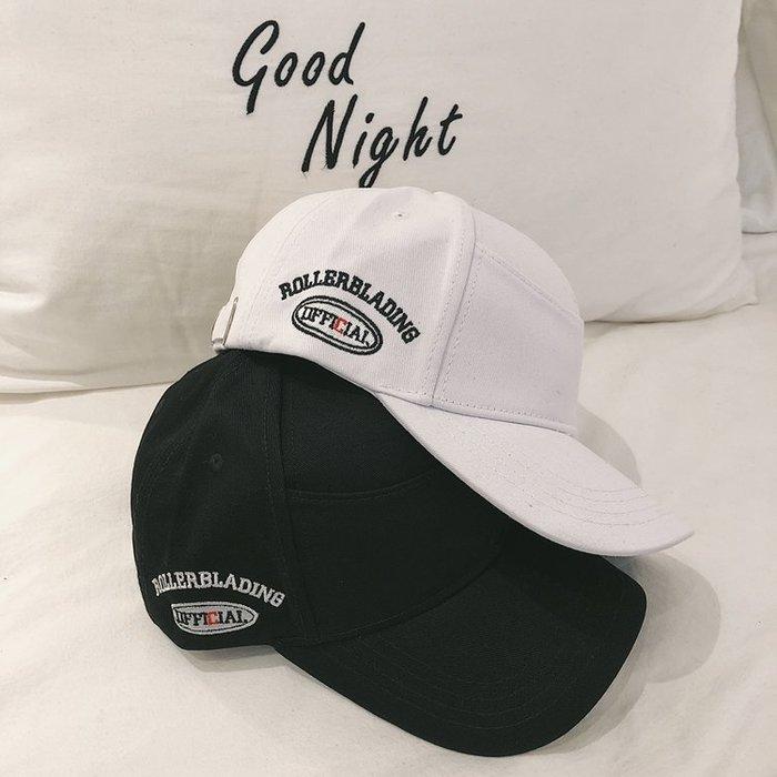 FINDSENSE 2019 韓國 棒球帽 男女情侶 時尚 街頭 潮流 字母 刺繡 網紅  帽子 太陽帽 鴨舌帽 棒球帽