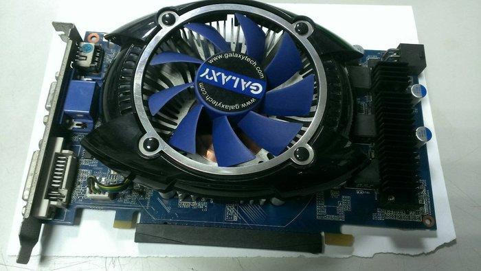 【光華維修中心】影馳 GTX 550TI 1024MB DDR5 顯卡 (二手良品)-P53