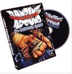 【意凡魔術小舖】More Banding Around by Russel Leeds (2012 超強橡皮筋教學大合集)