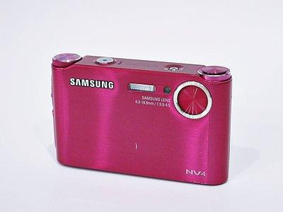 *羅浮工作室=免郵資,功能保固*SAMSUNG NV4 數位相機*