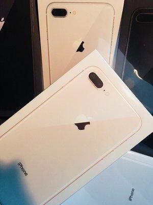 [蘋果先生] 台灣公司貨 iPhone 8 Plus 256G  4色現貨 新貨量少直接來電