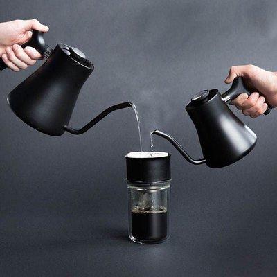 【沐湛咖啡】FELLOW STAGG  V1.2 不鏽鋼測溫細口手沖壺(黑)1000ml/1000cc