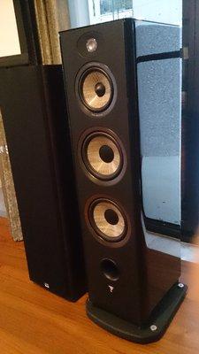 【興如】Focal Aria 948 法國原裝 八吋 主喇叭 黑鋼烤 現貨展示歡迎試聽 非大賣場ROYAL 600系列