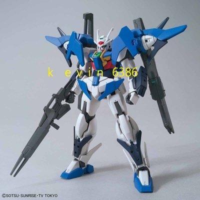"""東京都-1/144 HGBD GUNDAM 00 SKY RIKU""""S 天翔型00鋼彈(NO:014) 現貨"""