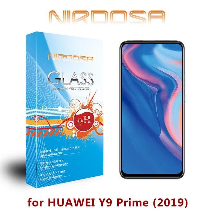 【愛瘋潮】NIRDOSA  HUAWEI 華為 Y9 Prime 2019 9H 0.26mm 玻璃螢幕保護貼