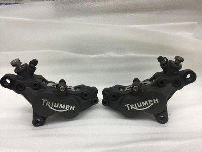 【NISSIN代工】TRIUMPH 凱旋【對四】卡鉗83mm直上FZ6/FZR/TMAX